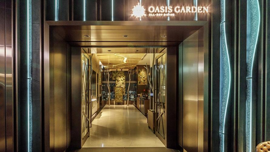 All-Day Dining OASIS GARDEN
