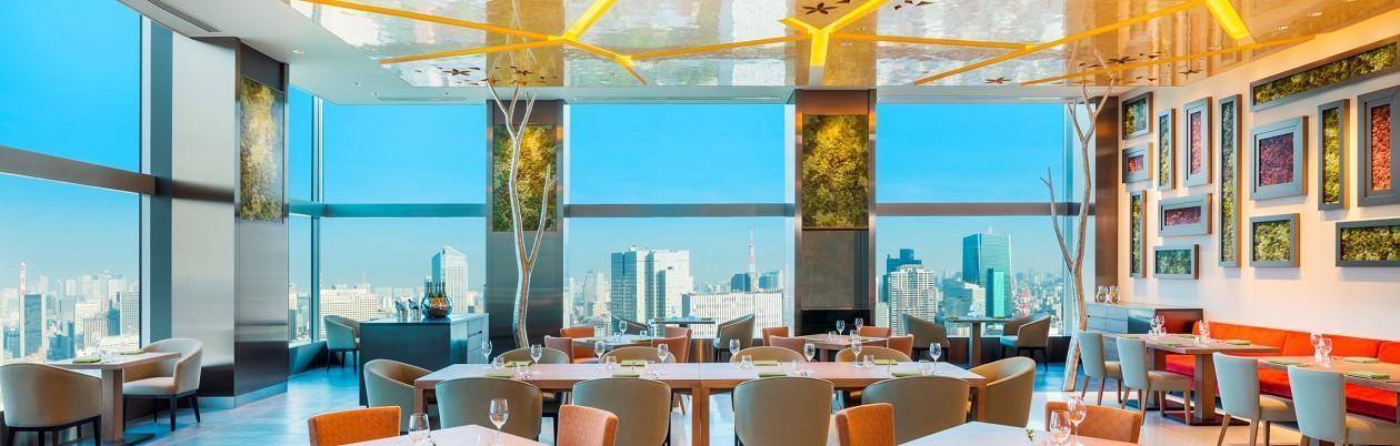 レストラン「All-Day Dining OASIS GARDEN」-引用 公式サイト-
