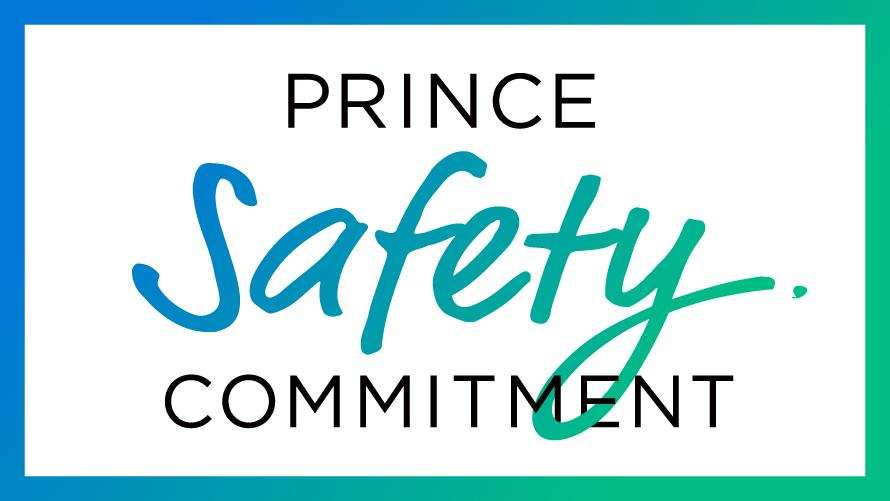 「Prince Safety Commitment(プリンス セーフティー コミットメント)」