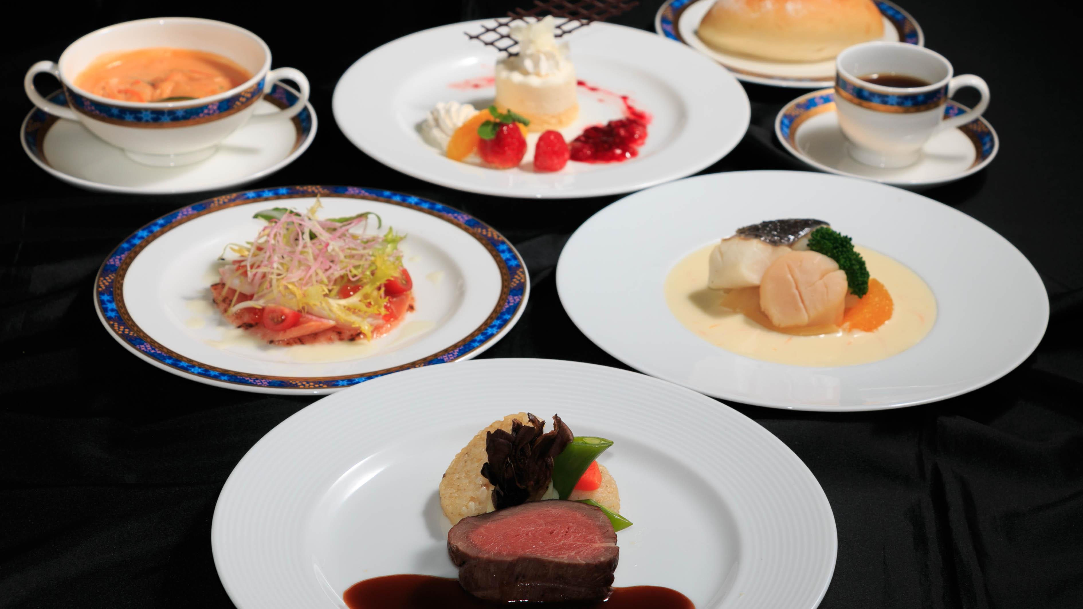 Western cuisine course