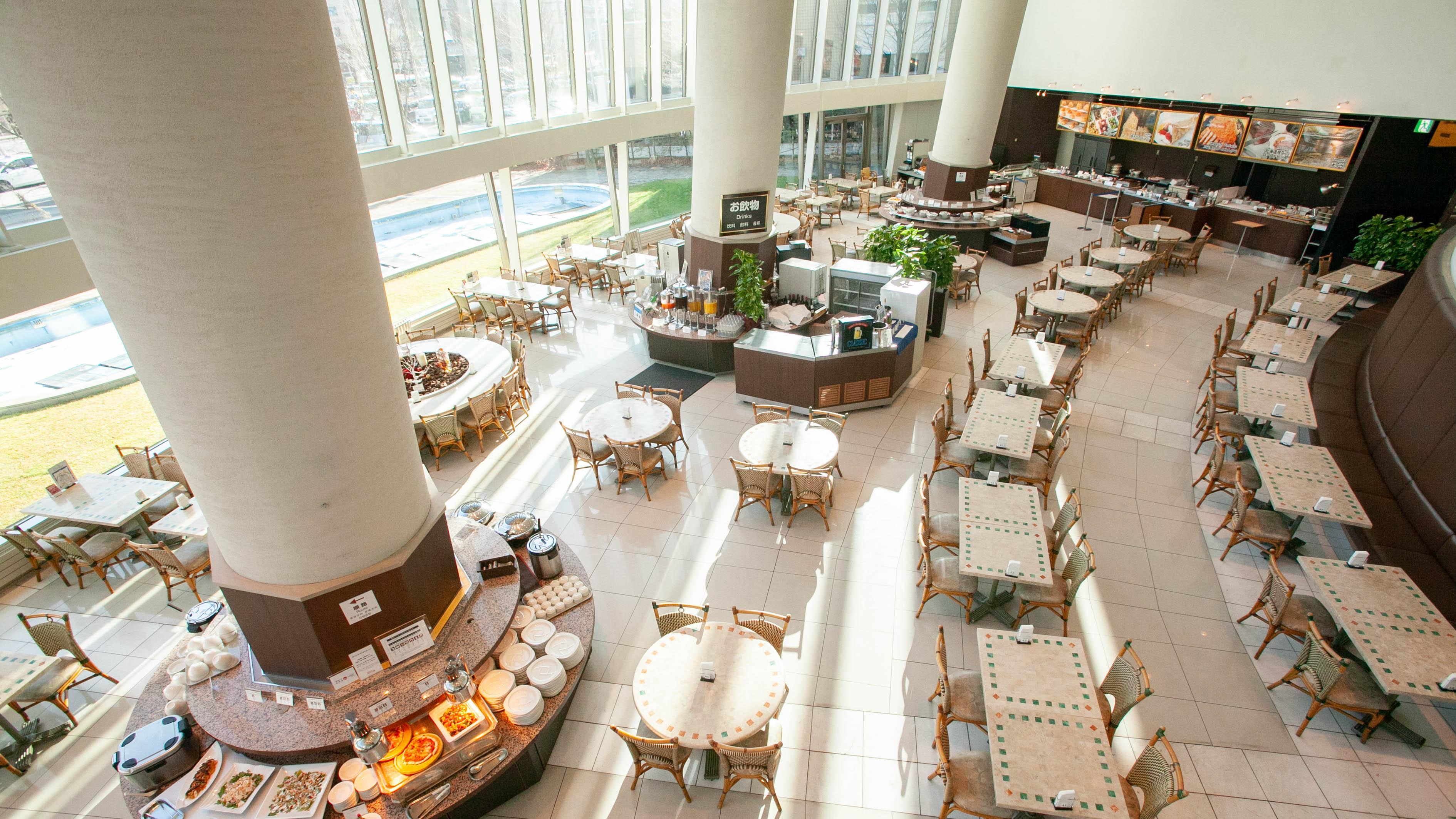 レストラン・バー   札幌プリンスホテル