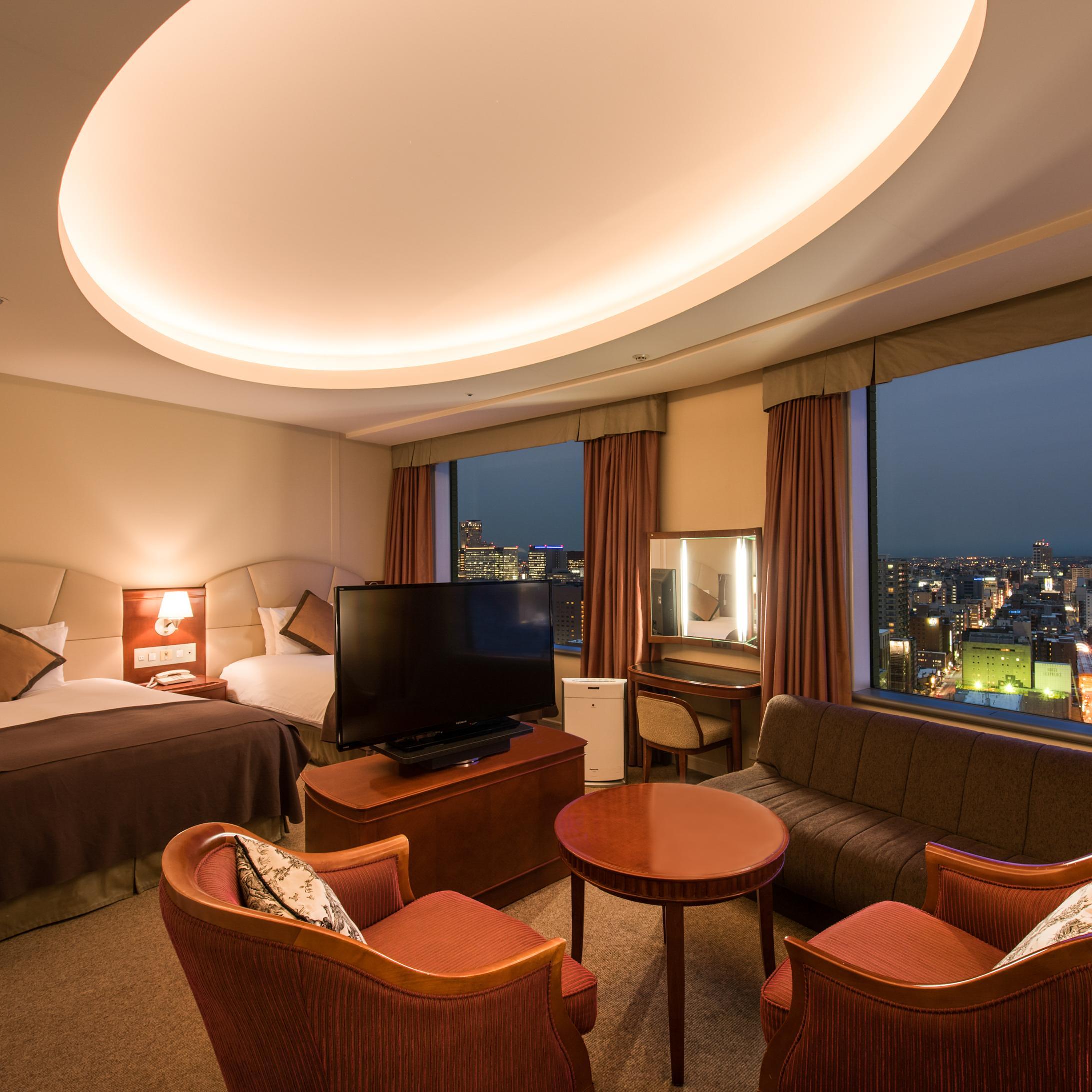 館内のご案内   札幌プリンスホテル