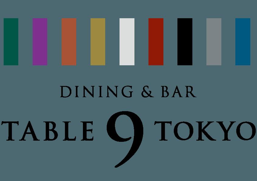 TABLE 9 TOKYO WEDDING