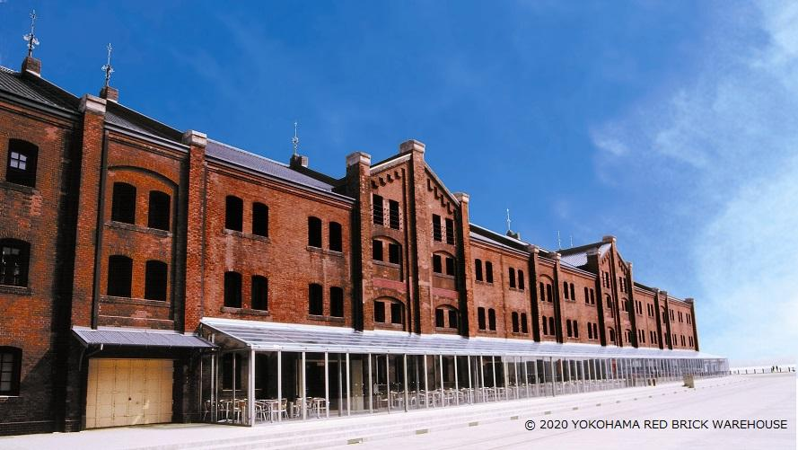 © 2020 YOKOHAMA RED BRICK WAREHOUSE