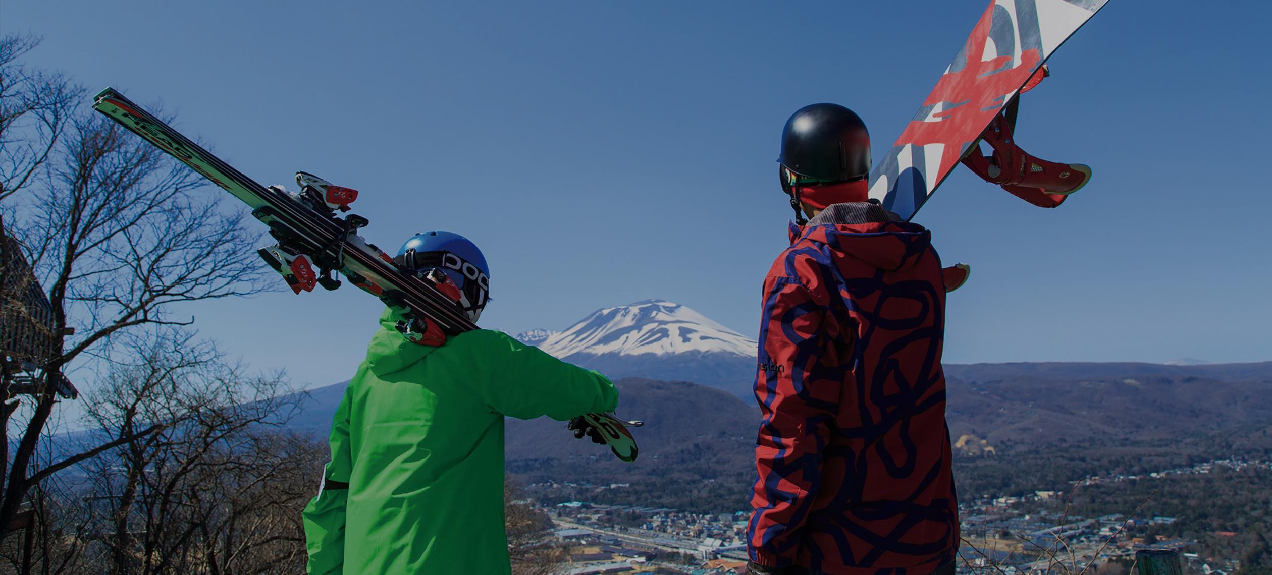 軽井沢スキー場 ライブカメラ