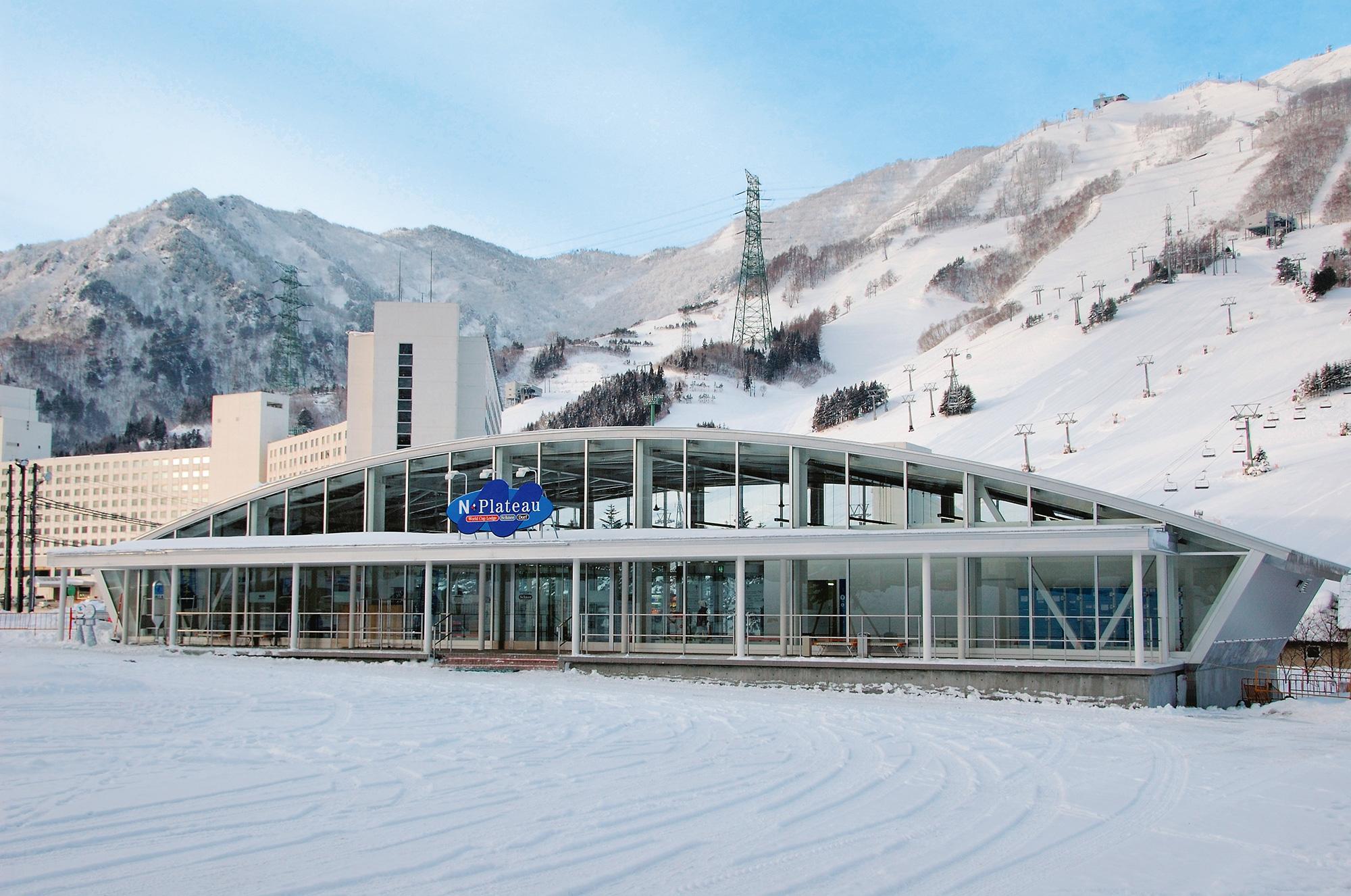 スキー 場 ホテル 苗場 ホーム